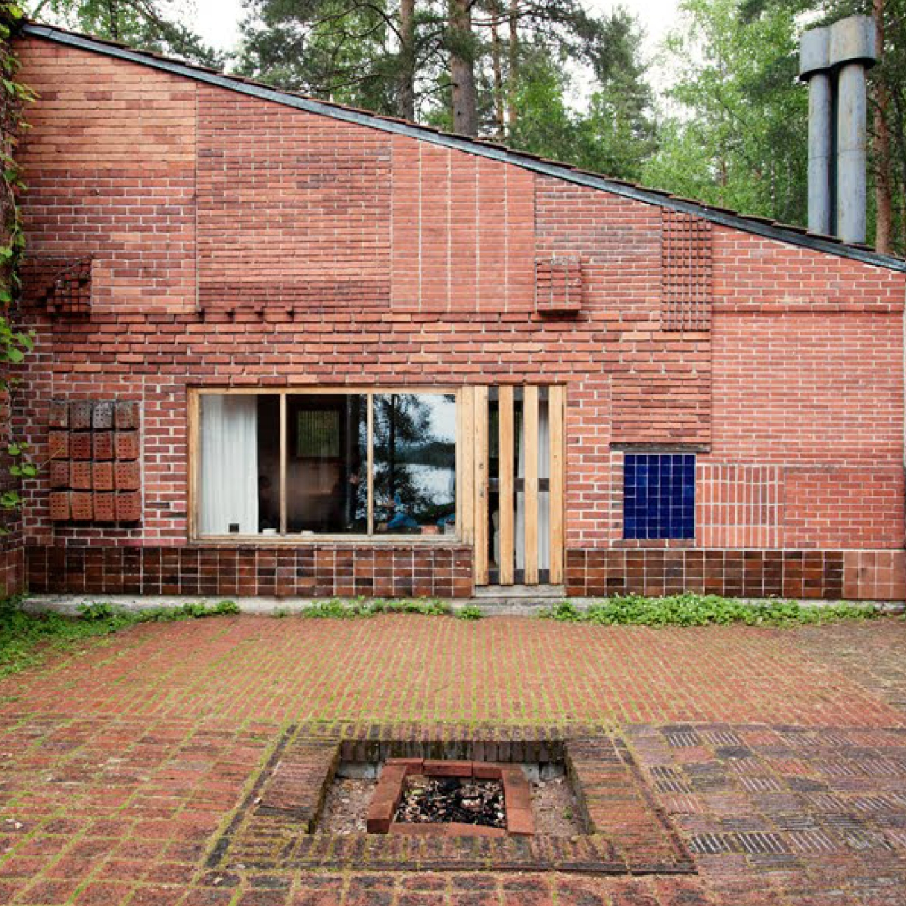 Alvar Aalto The Experimental House Athome