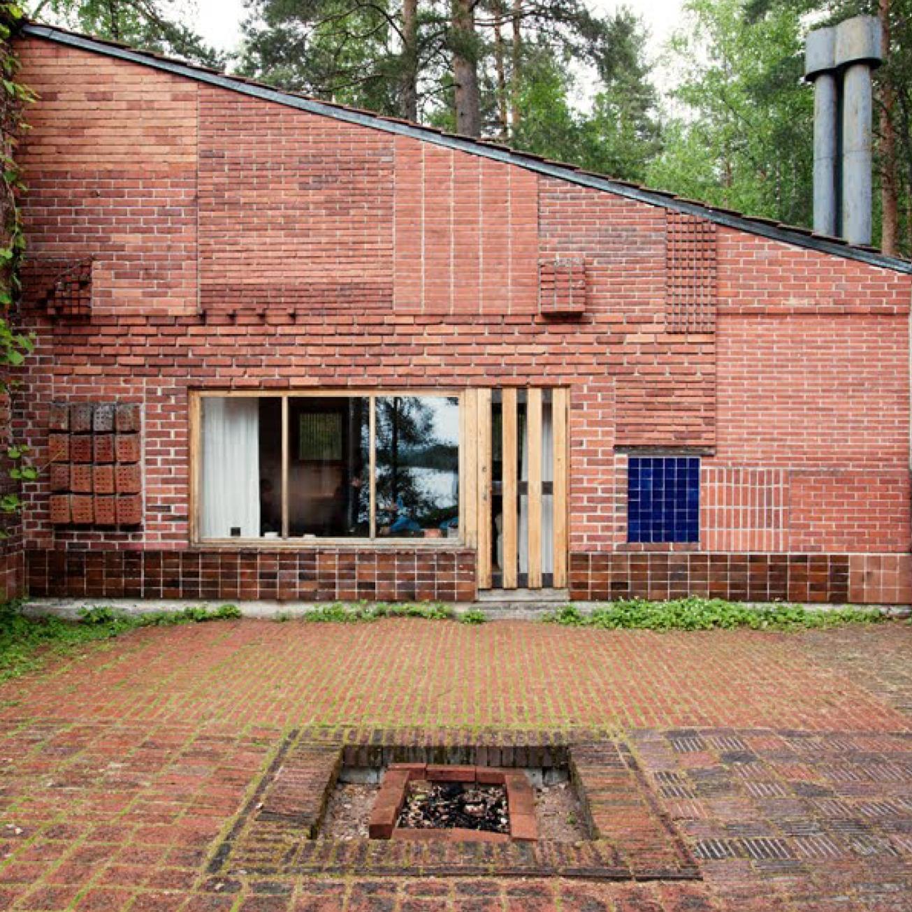 AthomeAlvar Aalto- The ExperimentalHouse